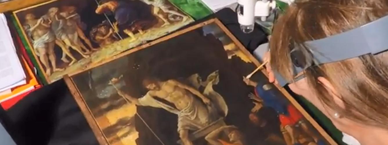 mantegna-restauro