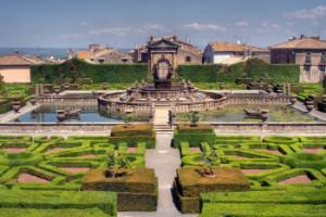 Giardini di Villa Lante a Bagnaia
