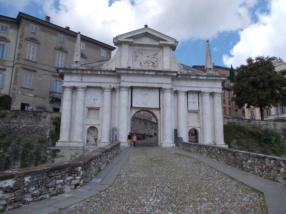 Bergamo e Venezia